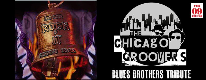 ROCK.IT - Chicago Groovers